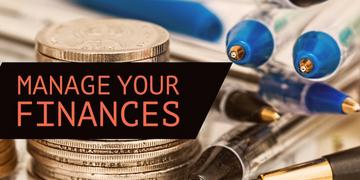 3 Steps on How to Manage Your Finances - Asura
