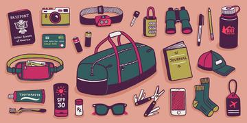 4 Important Things You Must Bring During a Vacation - Asura